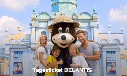 BELANTIS Tageskarte