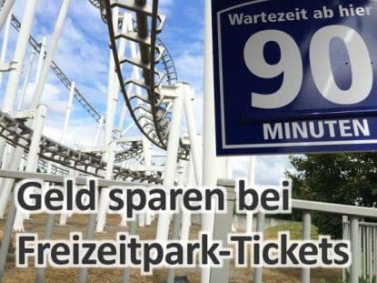 Freizeitpark Tickets reduziert