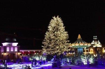 Phantasialand Wintertraum 2014