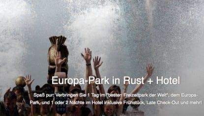 Europa-Park Rust mit Hotel