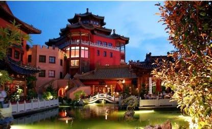Phantasialand Hotel Ling Bao