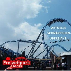 Last Minute Freizeitpark Angebote