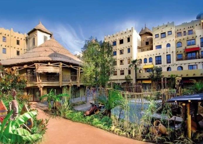 phantasialand park hotel 3 5 matamba oder 4 ling bao ab 119 50 freizeitparkdeals. Black Bedroom Furniture Sets. Home Design Ideas